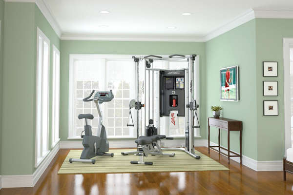 Návrh a realizace domácího fitness