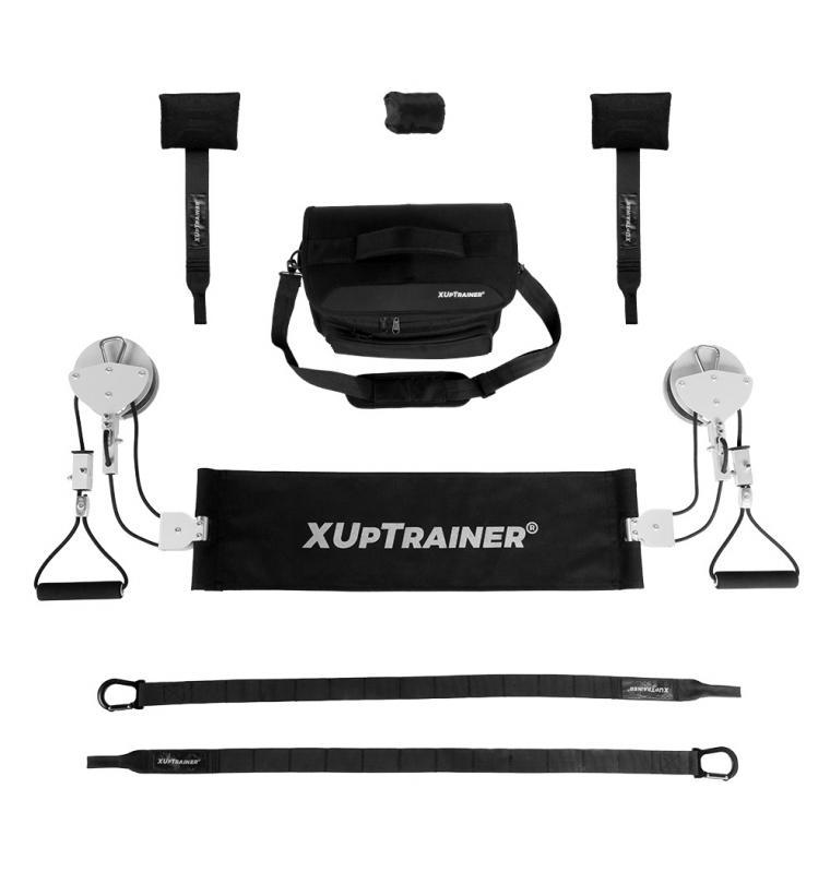 XUpTrainer - rozložený komplet